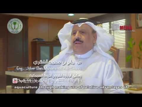 الفلم الوثائقي عن الاستزراع المائي في المملكة العربية السعودية SA Aquaculture Film