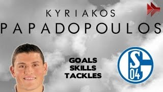 Kyriakos PAPADOPOULOS - Goals, Tackles, Emotions - FC Schalke 04 - HD
