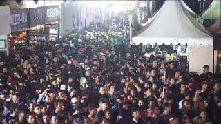 Rocket Rockers - Mimpi Menjadi Sarjana ( Live At Pica Fest Bali 2016 )