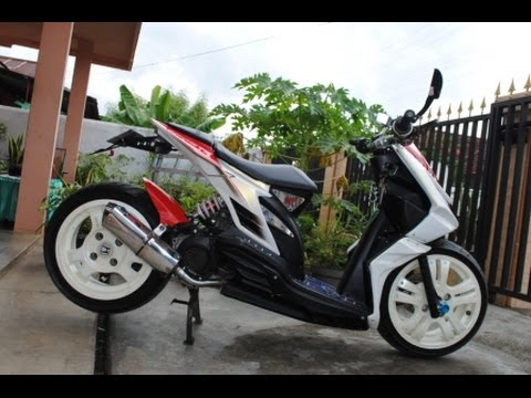 Stang Sepeda Touring