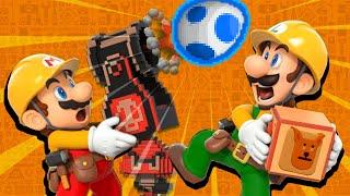 Easter Eggs in Super Mario Maker 2 - DPadGamer