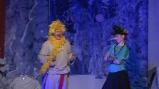 Новогодний спектакль для детей и взрослых «Я не верю в Деда Мороза» (0+)