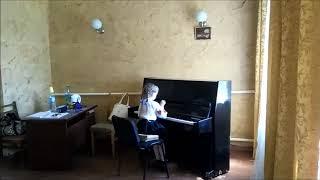 Экзамен по фортепиано 1 класса
