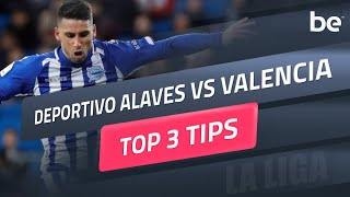 Deportivo vs valencia betting tips betting on mlb tips