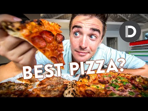 What is: American Italian PIZZA?! 🍕
