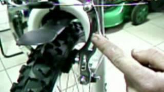 Настройка колодочных тормозов V-Brake(, 2011-10-09T11:39:02.000Z)