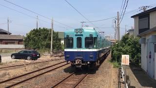 銚子電気鉄道3000系3001F