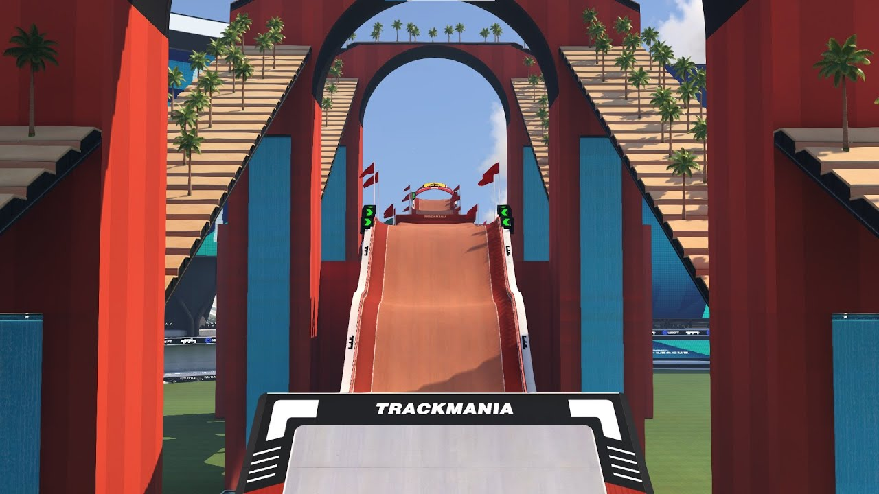 Trackmania Summer 2021 - 16   44.800 by DexteR.771