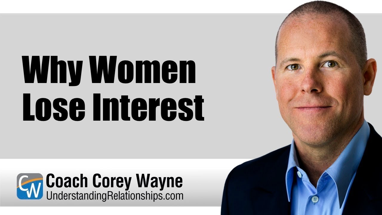 Why Women Lose Interest