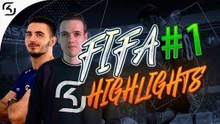 SK FIFA - Mirza & Praii Highlights #1