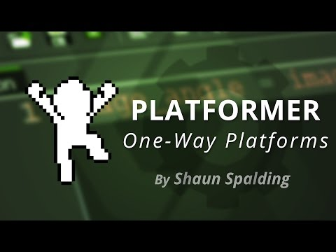 GameMaker: Studio - One Way Platforms