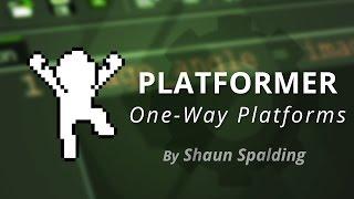 GameMaker: Studio - One Way Platforms thumbnail