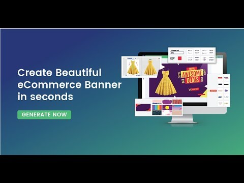 How To Create Effective Ecommerce Banner For Your Online Store Youtube