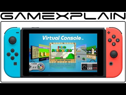Nintendo Confirms Switch's Classic Games Selection Will NOT Replace Virtual Console