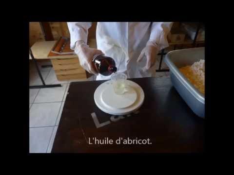 Asinerie du Périgord : fabrication du savon à base de lait d'ânesse