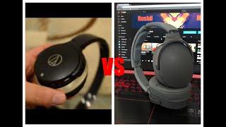 Skullcandy Hesh 3 VS Audio Technica Ath-ar3bt Wireless Headphones