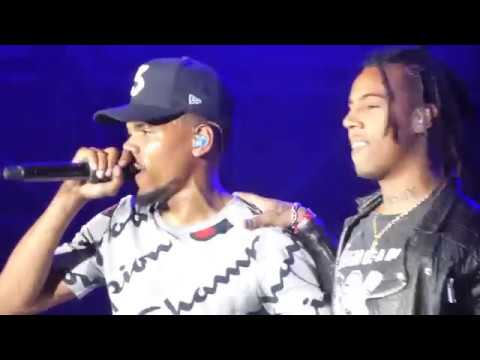 Chance The Rapper Didn't I Say I Didn't Lollapalooza Music Festival Chicago IL August 5 2017