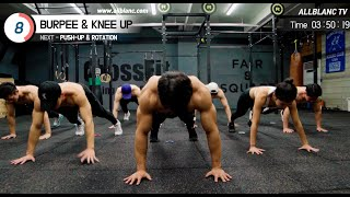 MUST DO TOTAL BODY 4MIN TABATA