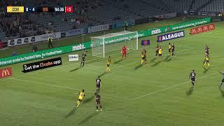 A-League 2020/21: Matchweek 18 - Central Coast Mariners v Brisbane Roar FC (2nd Half)