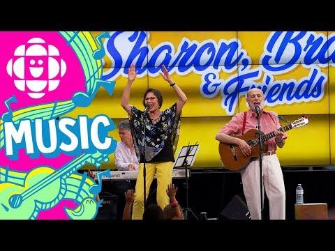 Sharon And Bram At CBC Kids Days 2019 | CBC Kids