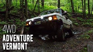 S4E5: Adventure Vermont. 4WD.