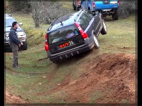 Suv 34 Volvo Xc70 Real Off Road 4x4