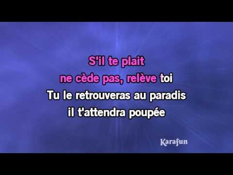 Karaoké Par amour - Diam's *