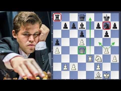 Carlsen vs Aronian Norway Chess 2018 | Game Analysis