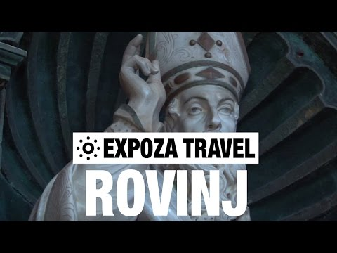 Rovinj (Croatia) Vacation Travel Video Guide