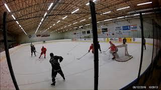 PJK - TeKi Ottelukooste 1.12. pelattu III-div runkosarjaottelu