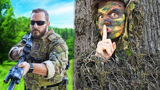 Using Extreme Camo to CHEAT in Hide and Seek for $1000!