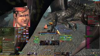 The First CONTESTED BLACK DRAGON K LL On Legacy Historic MONUMENTAL Archeage PVP Winner POV