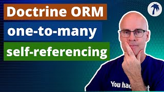 PHP DoctrineORM one-to-many self-referencing association 014