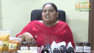 Andhra Delicacy Press Meet