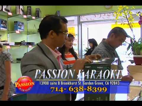 Passion Karaoke 30secs Nov 5