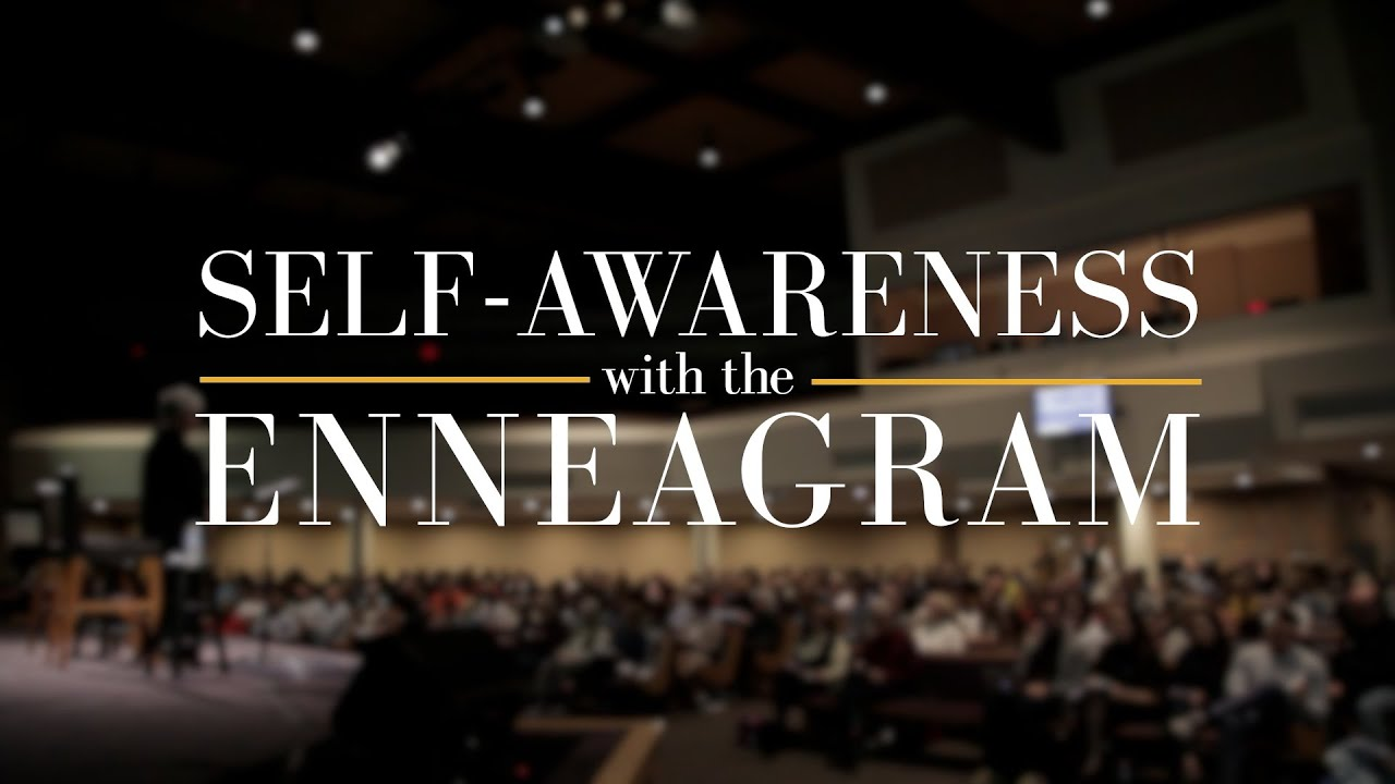 Self-Awareness with the Enneagram - Ian Morgan Cron and Suzanne Stabile -  'The Road Back to You'