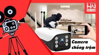 Camera chống trộm gia đình giá rẻ loại nào tốt nhất?