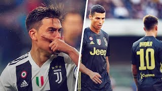 What the hell is happening to Dybala? - Oh My Goal