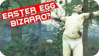 The Forest - Easter Egg Bizarro? #109