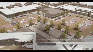 Presentatie plannen fase 2 winkelcentrum Plus Lidl/></a> </div> <div class=