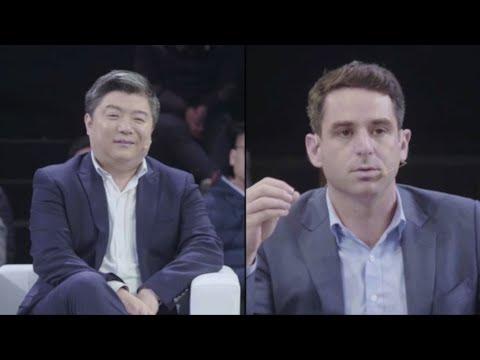 """The Future of AI"" Cadence's Jonathan Rechtman vs. iFlyTek CEO @ iAsk Debate"