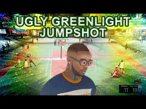 BEST UGLY GREENLIGHT JUMPSHOT IN NBA 2K20! YOU WILL NEVER MISS AGAIN BEST BUILD! NBA 2K20!