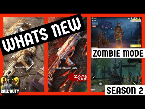 Season 2 Update | All New Changes Explained | Call of Duty Mobile