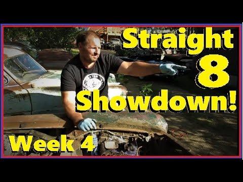 Will they Run? Straight-8 Showdown! Packard vs Buick, Part 4...