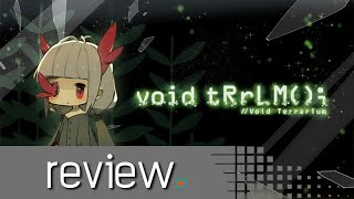 Void Terrarium Review - Noisy Pixel