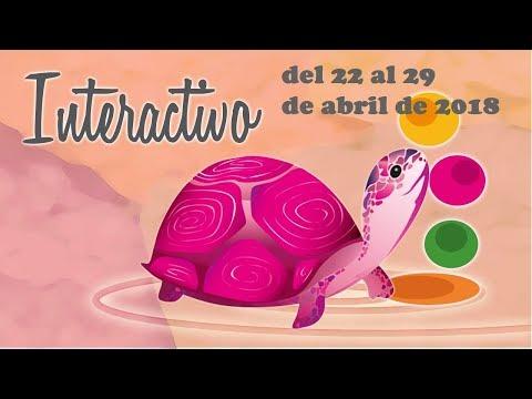 Tarot Interactivo - del 22 al 29 de abril de 2018