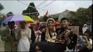 Batujajar Karnaval 17 Agustus 2017 HUT RI Ke-72