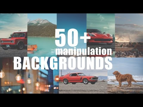 Top 50 Manipulation Backgrounds For Editing