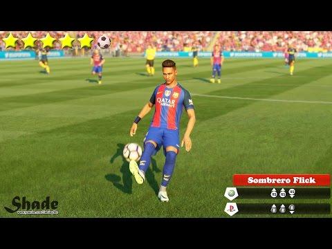FIFA 17 All 75 Skills Tutorial | Xbox & Playstation | HD 1080p