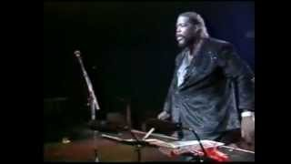 Barry White live in Birmingham 1988 - Part 10 - Love